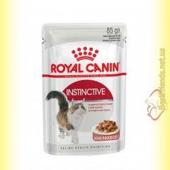 Royal Canin Instinctive в соусе 85гр