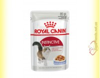 Купить Royal Canin Instinctive в желе 85гр