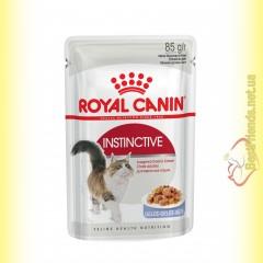 Royal Canin Instinctive в желе 85гр