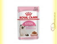 Купить Royal Canin Kitten Instinctive в соусе 85гр