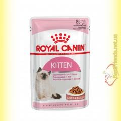 Royal Canin Kitten Instinctive в соусе 85гр