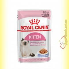 Royal Canin Kitten Instinctive в желе 85гр