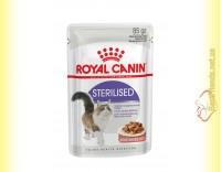 Купить Royal Canin Sterilised в соусе 85гр