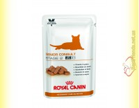 Купить Royal Canin Senior Consult Stage 2 100гр