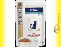 Купити Royal Canin Renal Feline with Tuna 85гр