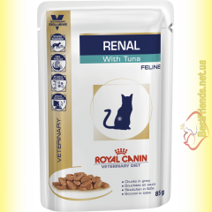 Royal Canin Renal Feline with Tuna 85гр