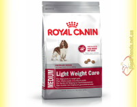 Купить Royal Canin Medium Light Weight Care 3кг