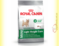Купить Royal Canin Mini Light Weight Care 2кг