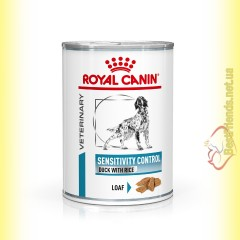 Royal Canin Sensitivity Control Dog Duck&Rice Cans 420гр