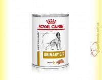 Купить Royal Canin Urinary S/O Dog Cans 410гр
