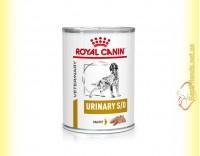 Купить Royal Canin Urinary S/O Dog Cans 410гр