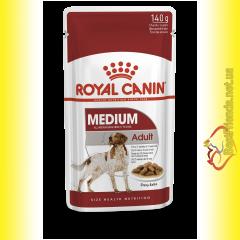 Royal Canin Medium Adult 140гр