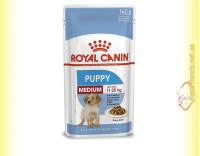 Купить Royal Canin Medium Puppy 140гр