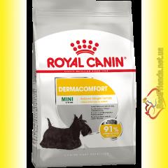 Royal Canin Mini Dermacomfort корм для собак Дрібних порід з Чутливою шкірою