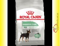 Купить Royal Canin Mini Digestive Care корм для собак Дрібних порід з Чутливим травленням