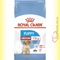 Royal Canin Medium Puppy 4кг