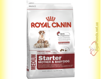Купить Royal Canin Medium Starter 1кг