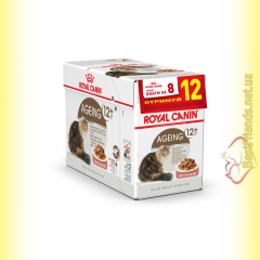 Royal Canin Ageing +12 в соусе 12*85гр