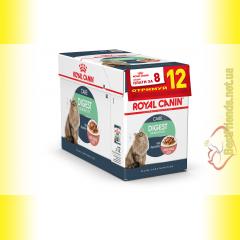 Royal Canin Digest Sensitive в соусе 12*85гр