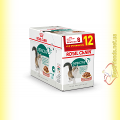 Royal Canin Instinctive +7 в соусе 12*85гр