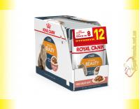 Купить Royal Canin Intense Beauty в соусе 12*85гр