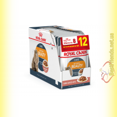 Royal Canin Intense Beauty в соусе 12*85гр