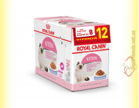 Купить Royal Canin Kitten Instinctive в желе 12*85гр