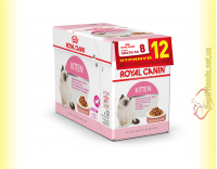 Купить Royal Canin Kitten Instinctive в соусе 12*85гр