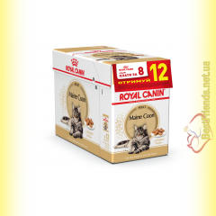Royal Canin Maine Coon Adult в соусе 12*85гр