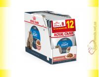 Купить Royal Canin Ultra Light в соусе 12*85гр