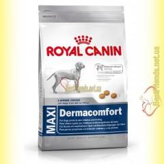 Royal Canin Maxi Dermacomfort 12кг