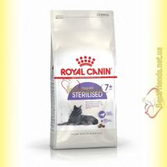 Royal Canin Sterilised 7+ 400гр
