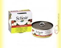 Купить Schesir Chicken Apple консервы для собак 150гр