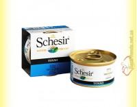 Купить Schesir Tuna консервы для кошек 85гр