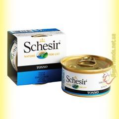 Schesir Tuna консервы для кошек 85гр