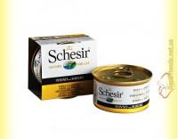 Купить Schesir Cat Tuna Surimi консервы для кошек 85гр