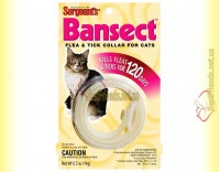 Купить Sergeants Bansect ошейник от блох и клещей для кошек 35см