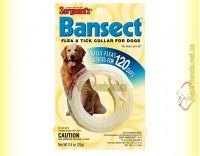 Купить Sergeants Bansect Ошейник от блох и клещей для собак 50см