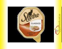 Купить Sheba паштет с уткой и гусем 85гр