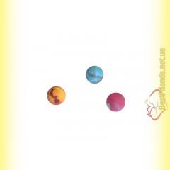 Sum-Plast Мяч резиновый ваниль №0, 3,5см.