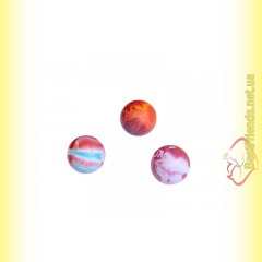 Sum-Plast Мяч резиновый ваниль №1, 5см.