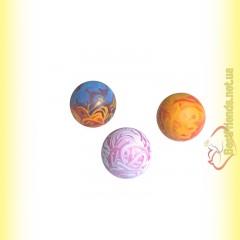 Sum-Plast Мяч резиновый ваниль №3, 7см.