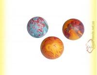 Купить Sum-Plast Мяч резиновый ваниль №4, 8см.