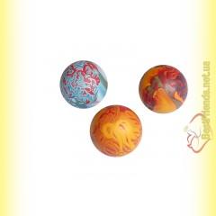 Sum-Plast Мяч резиновый ваниль №4, 8см.