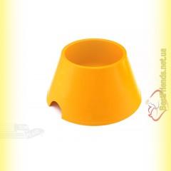 Sum-Plast Миска для спаниеля, пластмассовая 0,63л