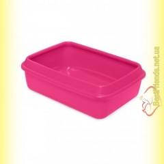 Sum-Plast Туалет с бортиком для котов 40см