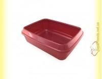 Купить Sum-Plast Туалет с бортиком для котов 45см