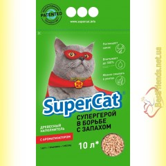 Наполнитель SuperCat с ароматизатором 3кг