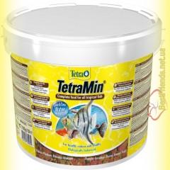 TetraMin Flakes 10л. (2,1кг) основной корм для тропических рыб