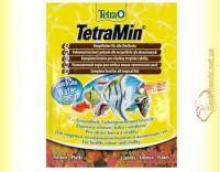 Купить TetraMin Flakes 12гр. основной корм для тропических рыб